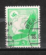 Reich Poste Aérienne N° 43 Oblitéré - Aéreo