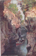 Illustrateur : TUCK Raphael : Oilette : Savoie : AIX LES BAINS :  Les Gorges Du Sierroz : Bas à Recoller - Tuck, Raphael