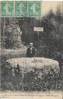 Le Menhir De La Pierre D' Autel à BONLIEU - Altri Comuni