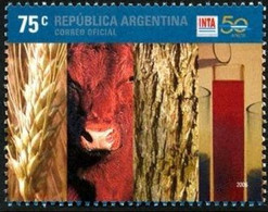 Argentina 2006, 50th Anniversary Of INTA, MNH Single Stamp - Neufs