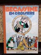 ALBUM BÉCASSINE EN CROISIÈRE - EDITION GAUTIER LANGUEREAU - 1981 - Bécassine
