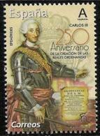 ESPAGNE SPANIEN SPAIN ESPAÑA  2019 250 ANIV. ROYAL ORDINANCES CARLOS III MNH ED 5292 YT 5029 MI 5324 - 2011-... Nuevos & Fijasellos
