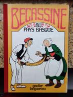ALBUM BÉCASSINE AU PAYS BASQUE - EDITION GAUTIER LANGUEREAU - 1980 - Bécassine