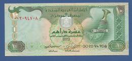 UNITED ARAB EMIRATES - P.27a – 10 DIRHAMS2009 - UNC - United Arab Emirates