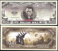 !!! USA - FANTASY NOTE -  DRACULA , 2006 - UNC - Other