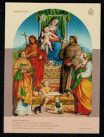 San Marino 2020 Natale Christmas Noel Weihnachten  Souvenir Sheet 1v Complete Set ** MNH - Unused Stamps