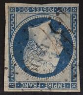 14Aa (cote 8€) Obl PC 3084 St-Georges-d'oleron (16 Charente Inférieure ) Ind 8 - 1849-1876: Période Classique