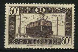 België TR321A * - Elektrische Spoorlijn Charleroi-Brussel - Ligne électrique - 1952-....