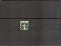 Mémel ( 48 Oblitéré - Curiosité: Piquage à Cheval à Voir) - Used Stamps