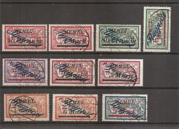Mémel ( Lot De Timbres Divers Différents De PA Oblitérés) - Used Stamps