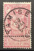 Tentoonstellingen OBP 69 Gestempeld EC TAMISE - 1894-1896 Expositions