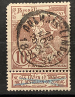 Tentoonstellingen OBP 73 Gestempeld EC DOLHAIN LIMBOURG - 1894-1896 Expositions