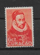 1933 MH Curacao NVPH 103 - Niederländische Antillen, Curaçao, Aruba