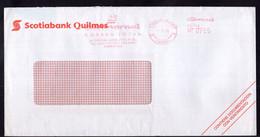Argentina - 1999 - Lettre - Courrier Privé - Circulé - Envoyé En Buenos Aires - Scotia Bank Quilmes - A1RR2 - Cartas