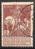 Caritas OBP 89 Gestempeld EC ST LENAARTS - 1910-1911 Caritas
