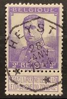 Pellens OBP 117 Gestempeld * HEYS * - 1912 Pellens