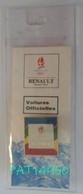 JO ALBERTVILLE 92 1992 RENAULT VOITURES OFFICIELLES En Version EGF - Giochi Olimpici