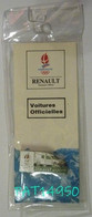 JO ALBERTVILLE 92 1992 RENAULT EXPRESS VOITURES OFFICIELLES En Version EGF - Giochi Olimpici