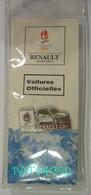 JO ALBERTVILLE 92 1992 RENAULT CLIO VOITURES OFFICIELLES En Version EGF - Giochi Olimpici