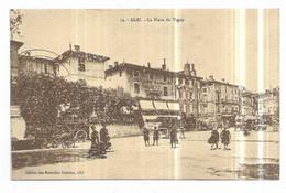 Albi La Place Du Vigan - Albi