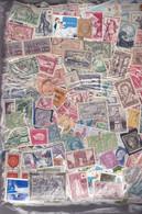 TIMBRES 1/2 KG TIMBRES FRANCE Décollés Petits Et Grands Formats - Toutes Périodes (environ 8000 Timbres) - Lots & Kiloware (mixtures) - Min. 1000 Stamps