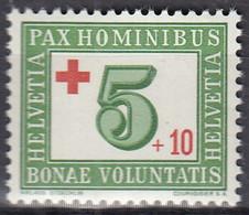 SCHWEIZ  464, Postfrisch **, Rotes Kreuz 1945 - Unused Stamps
