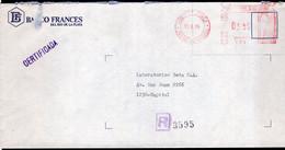 Argentina - 1986  - Lettre OCA - Circulé - Envoyé En Buenos Aires - Banco Frances - A1RR2 - Cartas