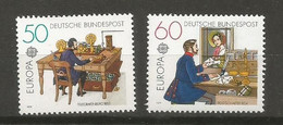 Timbre Allemagne Fédérale Neuf ** N 855 / 856 - Nuovi