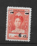 1929 MH Curacao NVPH 100 - Niederländische Antillen, Curaçao, Aruba