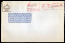 Argentina - 1994 - Lettre - Courrier Privé Compar SA - Circulé - Envoyé En Buenos Aires - Banco Del Sol - A1RR2 - Lettres & Documents