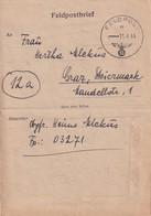 6683 - Österreich - Feldpost , Brief , Graz -  1944 - 1939-45