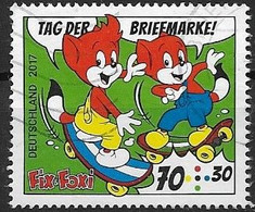 BRD Germany - 2017 Used Mi 3331 - Used Stamps