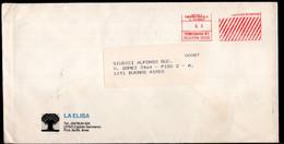 Argentina - Circa 2000 - Courrier Privé - Circulé - Envoyé En Buenos Aires - La Elisa- A1RR2 - Lettres & Documents
