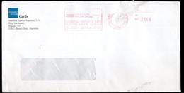 Argentina - Circa 2000 - Lettre - Courrier Privé Compar - Circulé - Envoyé En Buenos Aires - American Express - A1RR2 - Lettres & Documents