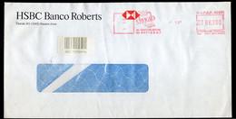 Argentina - Circa 2000 - Courrier Privé SKYCAB - Circulé - Envoyé En Buenos Aires - Banco Roberts - A1RR2 - Lettres & Documents