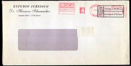 Argentina - Circa 2000 - Courrier Privé OCA - Circulé - Envoyé En Buenos Aires - Estudio Juridico - A1RR2 - Lettres & Documents