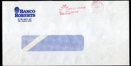 Argentina - 1997 - Courrier Privé Eventel - Circulé - Envoyé En Buenos Aires - Banco Roberts - A1RR2 - Lettres & Documents