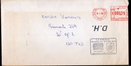 Argentina - 1998 - Lettre - Cachet Spécial - Affranchissement Mécanique - CA River Plate - Thème Du Football - A1RR2 - Lettres & Documents