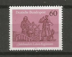Timbre Allemagne Fédérale Neuf ** N 868 - Nuovi