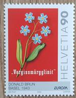 Suisse - YT N°1761 - EUROPA / Art De L'Affiche - 2003 - Neuf - Nuevos