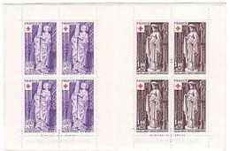 CARNET CROIX ROUGE  ANNEE 1976 - N° 2025 - NEUF SANS CHARNIERE - LUXE - Rotes Kreuz