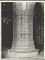 Photo Ancienne - Sélestat - Cathédrale - Pilier - Lugares