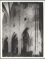 Photo Ancienne - Sélestat - Cathédrale - Pilier Et Arcature Sur Collatéral Nord - Lugares