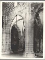 Photo Ancienne - Sélestat - Cathédrale - Vue De La Nef - Retour Collatéral Sud - Lugares