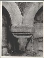 Photo Ancienne - Sélestat - Eglise Sainte Foy - Chevet - Cul De Lampe - Lugares
