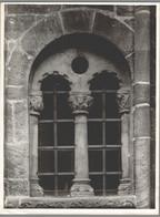 Photo Ancienne - Sélestat - Eglise Sainte Foy - Fenêtre Romane Arcatures Géminée - Lugares