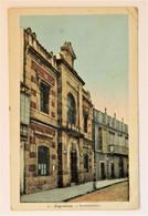 SPAIN-ALGECIRAS 1939 - Ayuntamiento Collectible Used Postcard - 1931-50 Cartas