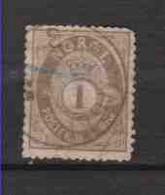 NORVEGE / NORGE.  (Y&T) 1894/1907 - N°46  *  *   1s  Obli () - Used Stamps