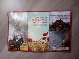 2014 Centenaire De La Bataille De La Marne ( Oblitéré ) - Oblitérés