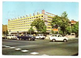 Allemagne--BERLIN -- 1979--INTERHOTEL.( Belles Voitures)....timbre...cachet ...destinée  CSSR - Other